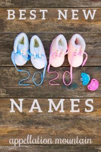 Best New Baby Names 2020 Cleo Callahan Rome Appellation Mountain New Baby Names Baby Names 2020 Popular Girl Names