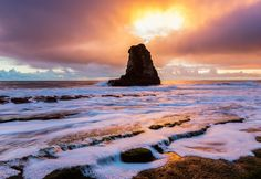 Sun Struck in Davenport, CA by Toby Harriman on 500px