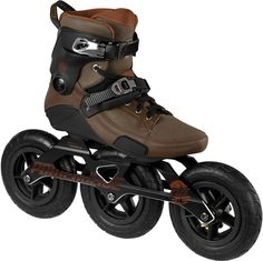 Powerslide Kaze SUV 150 off-road inline skates with Trinity mount, air tires & a comfy & lightweight softboot design will make you roll everywhere! Offroad, Bike Rollers, Inline Speed Skates, Roller Skating, Good Grips, Fitspiration, Mountain Biking, Skateboard, Types Of Shoes