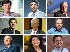Os 100 líderes de melhor reputação no Brasil em 2014 - EXAME.com