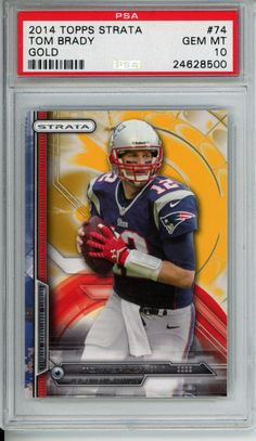 157c7e319ea Today s Finds  Tom Brady PSA 10 Cards. An Alternative to Rookie Cards