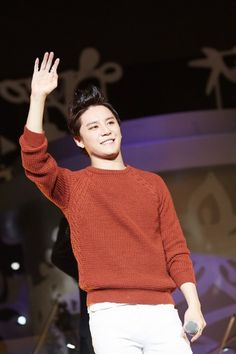 JYJ Junsu melted fans hearts once again with his luxurious voice. http://www.kpopstarz.com/tags/jyj