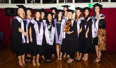 Naturopathy and Herbal Medicine Graduates 2017. Well done to you all.