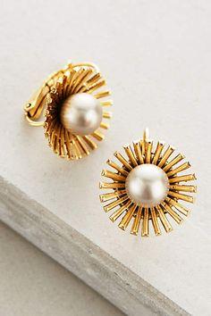 Pearled Dandelion Drops - #anthrofave