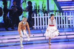dancing with the stars Disney night charlie white   Dancing with the Stars' got into the Disney spirit with all new ...