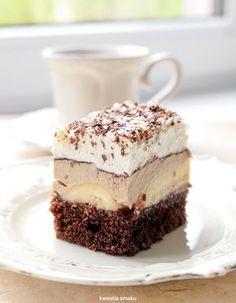 Banana & Coffee Cake