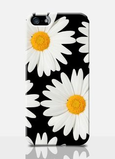 New DAISY mobile phone case available on iPhone 4 4s, iPhone 5 5s, Samsung S3, Samsung S4. By TheSmallPrintCases, £10.99