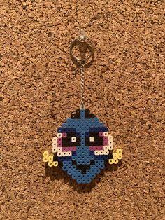 Melt Beads Patterns, Easy Perler Bead Patterns, Perler Bead Templates, Diy Perler Beads, Perler Bead Art, Peyote Patterns, Hama Beads Kawaii, Hama Beads Disney, Perler Bead Disney