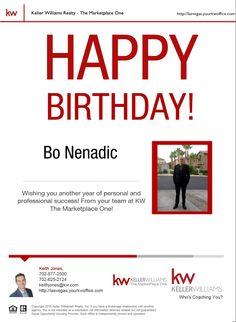 Happy Birthday Bo