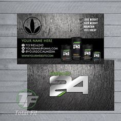 Herbalife 24 Business Card Digital File By IncredibleCE On Etsy