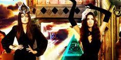 Kim Kardashian And Kanye Send Out Bizarre Illuminati Christmas Card Filled With Satanic Symbols (VIDEO)