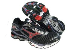 Mizuno Wave Creation 13 Men's Running Shoes Black « MyStoreHome.com – Stay At Home and Shop