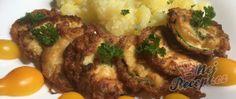 Vánoční cukroví - recepty na vánoční pečení | NejRecept.cz Pork, Chicken, Meat, Kale Stir Fry, Pork Chops, Cubs