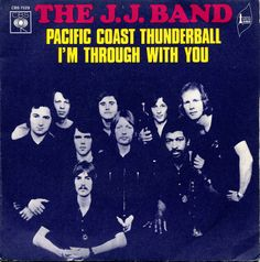 J.J. B Band A Pacific Coast Thunderball Written-By – B. Bennett*, M. Hawker*  B I'm Through With You Written-By – F. Weyer*  Label: CBS 7229