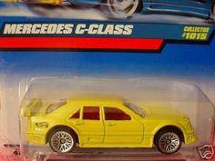 Mattel Hot Wheels 1999 1:64 Scale Yellow Mercedes C-Class Die Cast Car Collector #1015 by Mattel. $0.01. Hot Wheels 1999 1:64 Scale Yellow Mercedes C-Class Die Cast Car Collector #1015. Mattel Hot Wheels 1999 1:64 Scale Yellow Mercedes C-Class Die Cast Car Collector #1015