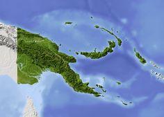 Papua New Guinea, Done it!