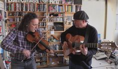 Watch: Martin Hayes & Dennis Cahill: Tiny Desk Concert