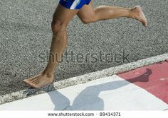 runners legs graphic to represent normal races [home]