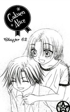 Chapter 62 ~ Gakuen Alice manga - Natsume & Ruka