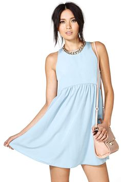 Forget cotton candy and kitten calendars-- we just took cute to a whole new level.   This dress--...