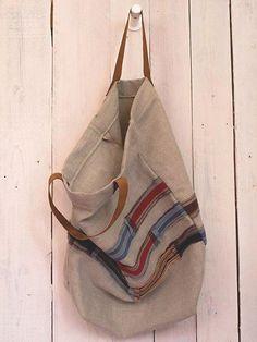 Bolsa Burlap, Boss, Reusable Tote Bags, Handbags, Sewing, Osaka, Margarita, Ideas, Shopping