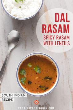 Paruppu Rasam Recipe with step by step photos. This dal rasam warms the body and is excellent when has bouts of cold, chill and cough. South Indian Vegetarian Recipes, South Indian Food, Indian Food Recipes, Ethnic Recipes, Lentil Recipes, Vegan Recipes, Rasam Recipe, New Recipes For Dinner, Dal Recipe