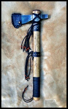 Tomahawk I made for my Son by John Black