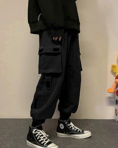 Edgy Outfits, Korean Outfits, Retro Outfits, Cute Casual Outfits, Fashion Outfits, Korean Streetwear, Streetwear Fashion, Cool Boys Clothes, Mode Grunge