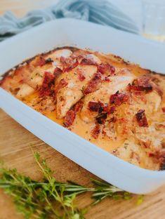 Pasta Recipes, Chicken Recipes, Bistro Food, Carpaccio, Pesto, Quiche, Good Healthy Recipes, Italian Recipes, Amish Recipes
