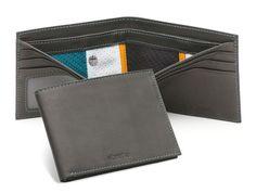 San Jose Sharks Game Used Uniform Wallet