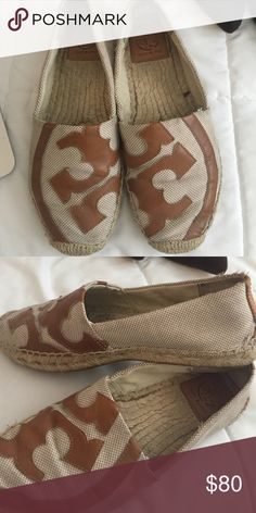 Tory Burch espadrilles COMFORTABLE! ( Used) Tory Burch Shoes Espadrilles