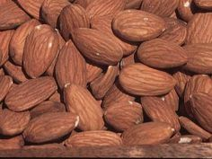All-In-One Almond tree -- Grow heart-healthy almonds at home. This hardy tree bears healthy crops of delicious nuts with the crisp, gourmet flavor of California-type almonds. Heat-tolerant. Bears in 3-4 years. Matures to be 12-15' tall. Ripens in early September. Self-pollinating.