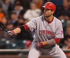 Joey Votto... I can't wait for baseball season!!