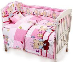 42.80$  Buy here - http://alilqe.worldwells.pw/go.php?t=32397636418 - Promotion! 6/7PCS umper kids bedding bumper ,Duvet Cover,Child Bedding Sets,Newborns Crib Sets ,120*60/120*70cm