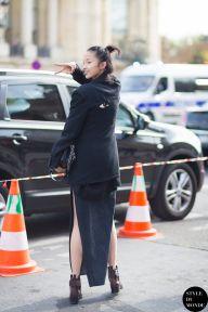 Paris FW SS15 Street Style: Xiao Wen Ju