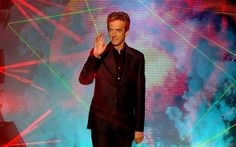 Peter Capaldi is named the Twelfth Doctor in a thrilling Doctor Who Live Event