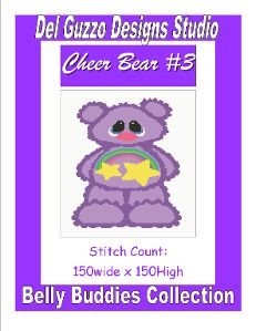 Pattern Description:  SIZE:  Throw size pattern 150x150  Series/Collection: Belly Buddies  Pattern Information:  PDF consisting of 29 pages  A full color pattern containing a front cover, small complete graph, how to tape pages together, large graph broken down onto multiple pages for ease of viewing. (can be zoomed in and out)  Color key for Red Heart Yarns.  Instructions for how to read my graphs/patterns  And a Stitch and Skein count in an easy to read chart for G, H, & I hooks in SC, DC…