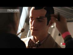 """VIVIENNE WESTWOOD"" Backstage and Interview Autumn Winter 2014 2015 Men Milan HD by Fashion Channel"