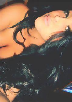 Love the dark rich hair color