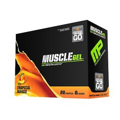 Muscle Pharm Muscle Gel