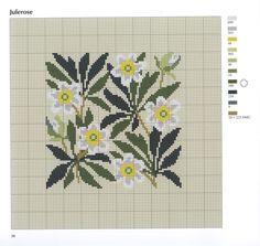 Gallery.ru / Фото #21 - Blomster, blade og baer i korssting - simplehard