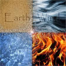 Earth, Wind, Fire, Water