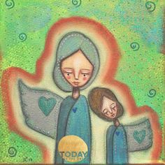 What will you do to make today magical?  http://ift.tt/2iypeId  #art #artist #artistsoninstagram #artoftheday #mixedmedia #whimsy #angels #aura #quote #quotestoliveby #quotesaboutlife #today #energy #soulful #earthangel #ideas #inspirationalquotes #handmade #originalartwork #whimsy #cute #create #creativity #createdwithlove #acatlikecuriosity