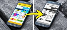10New Secret Smartphone Features You Won't BeAble toLive Without Smartphone Features, Smartphone Hacks, Send Text, Flash Memory Card, Go To Settings, Watch Tv Shows, Old Phone, Dashcam, 10 Years