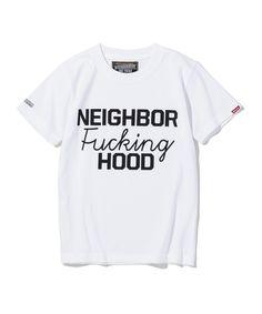 NEIGHBORHOOD, 通販 | 161PCOT-ST06 | F.U. / C-TEE . SS