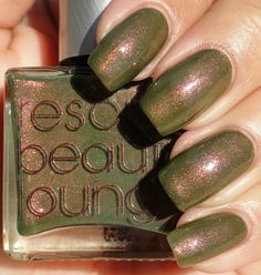 KellieGonzo: Rescue Beauty Lounge Emoting Me Collection
