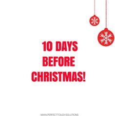 10 days before Christmas!   #ShareTheLoveTODAY #ShareTheLoveTODAY #Zukhinicecosmetics
