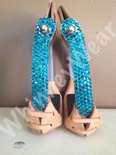 Turquoise rhinestone western barrel racing stirrups by WhinneyWear… Horse Boots, Horse Gear, Horse Saddles, My Horse, Horse Halters, Bling Horse Tack, Western Tack, Western Saddles, Tack Shop