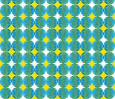 Popposa fabric by joancaronil on Spoonflower - custom fabric