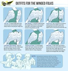 """yobot: """"It's for a group on Deviantart I'm modding. I always love wings so I wanted to do something with it for fun. Wings Drawing, Drawing Base, Drawing Techniques, Drawing Tips, Manga Posen, Wing Anatomy, Drawing Reference Poses, Character Design Inspiration, Art Tutorials"""